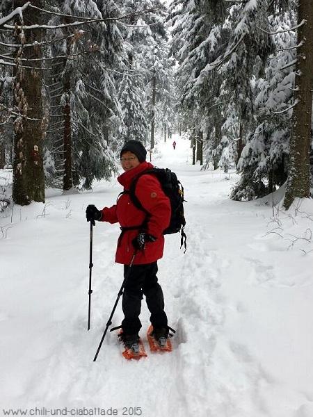 Schneeschuh-Tour Silberberg