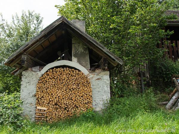 zweckentfremdetes Backhaus