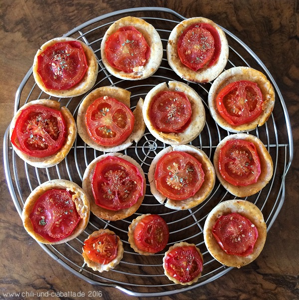 Tomatenkekse