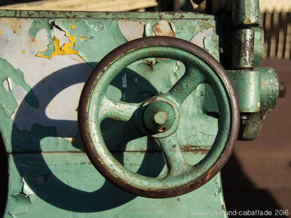 Maschinen-Detail