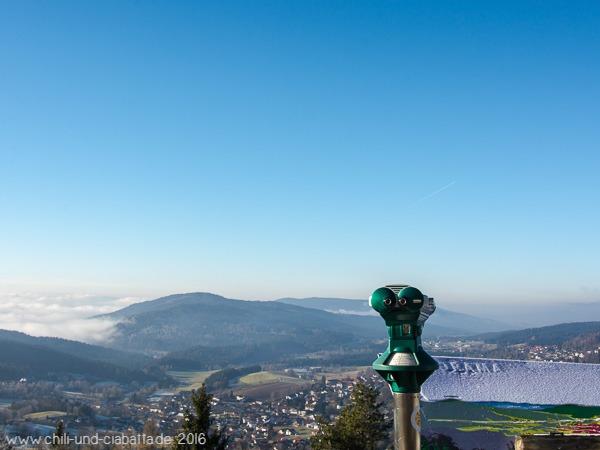 Panorama am Silberberg
