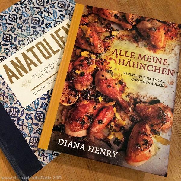 Kochbücher Neuzugänge