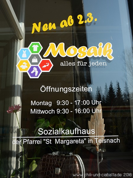 Sozialkaufhaus Mosaik