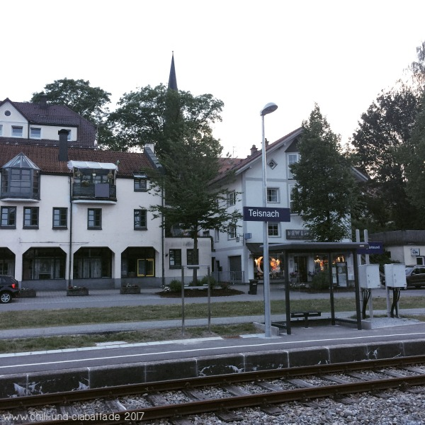 Teisnach Bahnhof