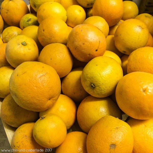 Orangen Mallorca