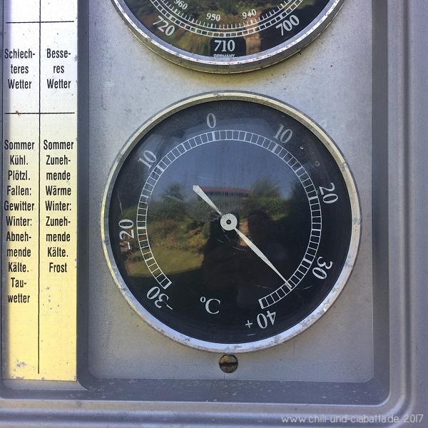 heißester Tag