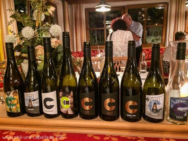 Weinbegleitung Class