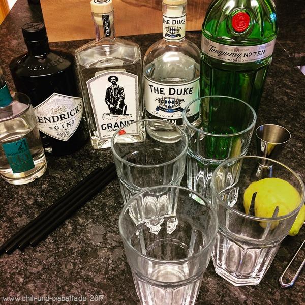 Gin Tonic-Time!