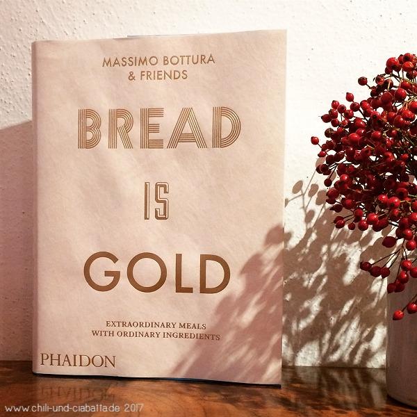 Kochbuch Bread is Gold
