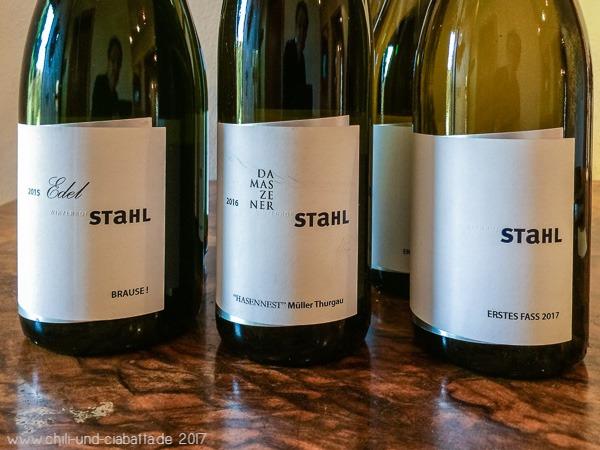 Stahl-Weine