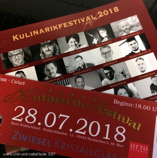 Kulinarikfestival 2018
