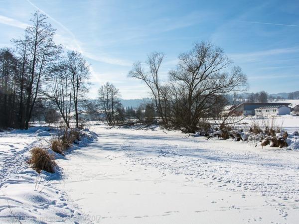 Teisnach-Auen