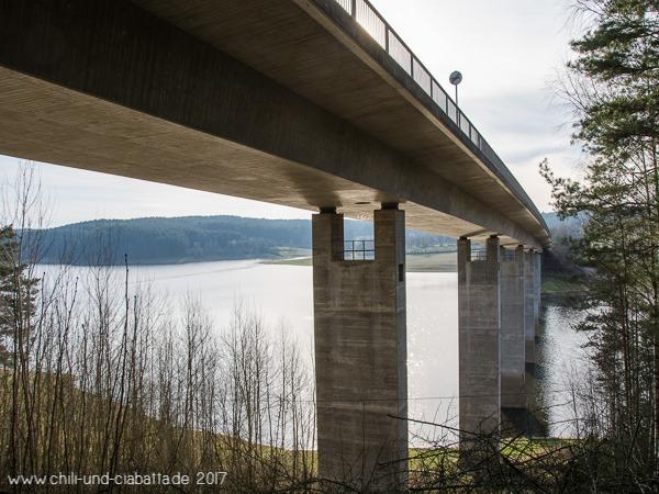 Brücke am Eixendorfer See