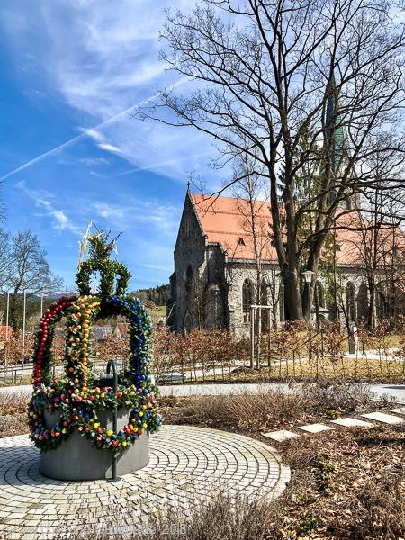 Osterbrunnen Teisnach
