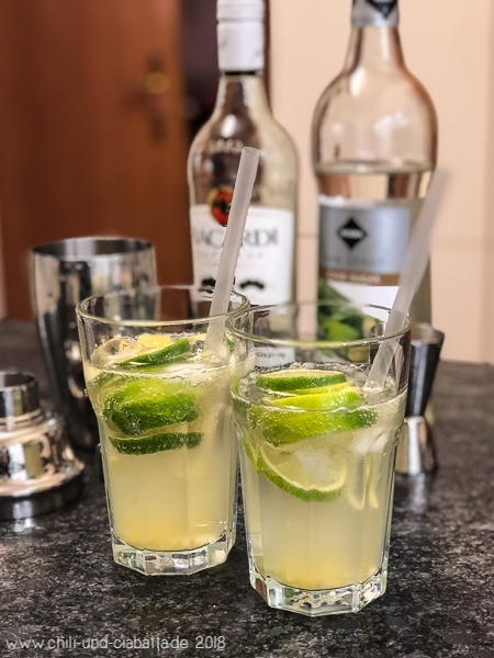 Stormy Ginger Fizz