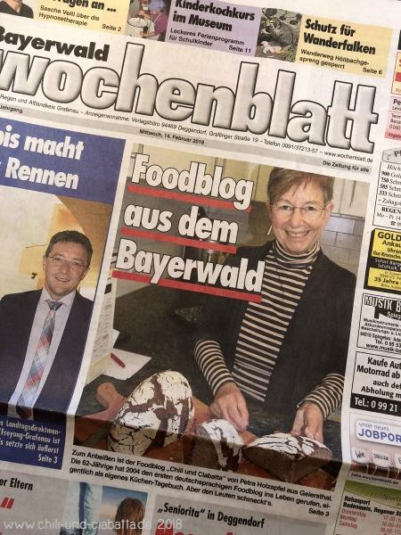 Wochenblatt Titel