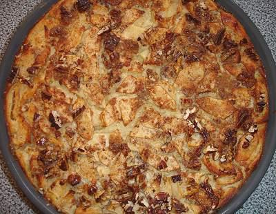 chili und ciabatta: chilenische apfeltarte