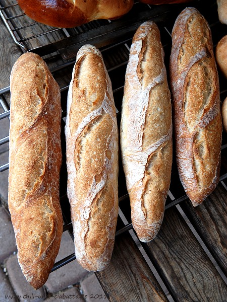Baguettes nach Lutz