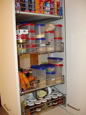 chili und ciabatta: the kitchen meme - einblick in meine küche