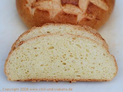 Butterlaible in Scheiben