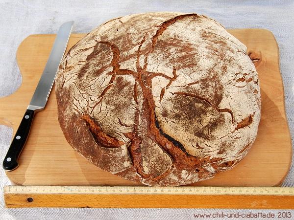 Brot im Ganzen