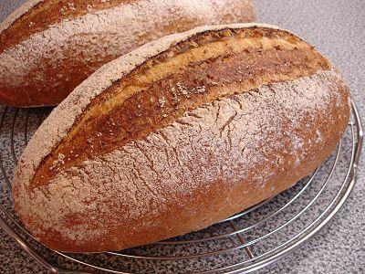 Joghurt-Schrot-Brot