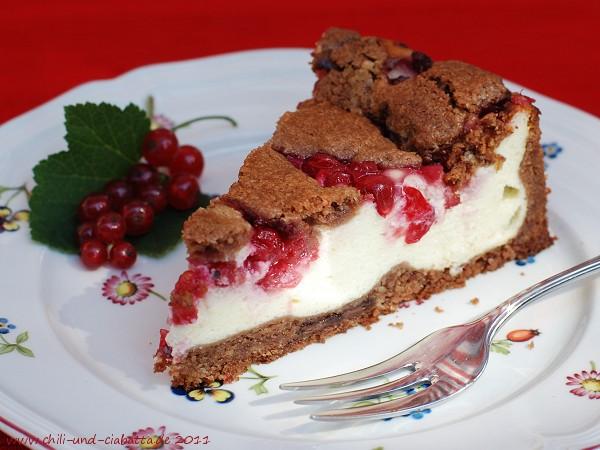 Johannisbeer kuchen torte