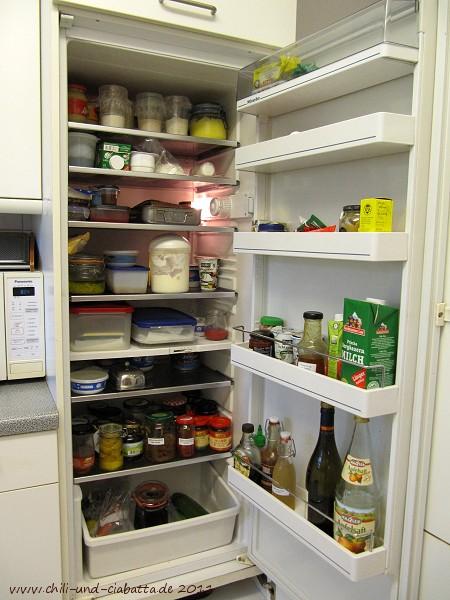 Kühlschrankinhalt