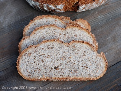 sprouted wheaten bread