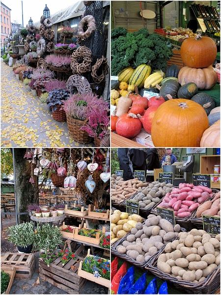Viktualienmarkt Oktober 2012
