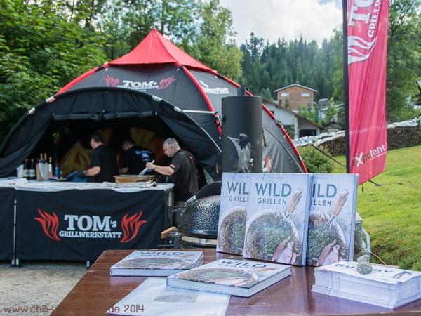 Tom Heinzle Wild Grillen