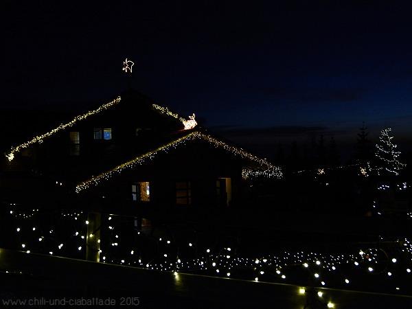 Weihnachtsmarkt Waldwipfelweg