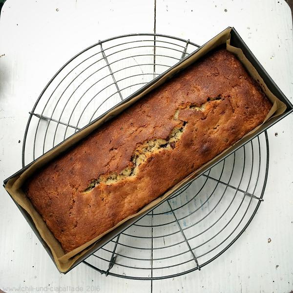 Schoko-Kuchen mit Zucchini
