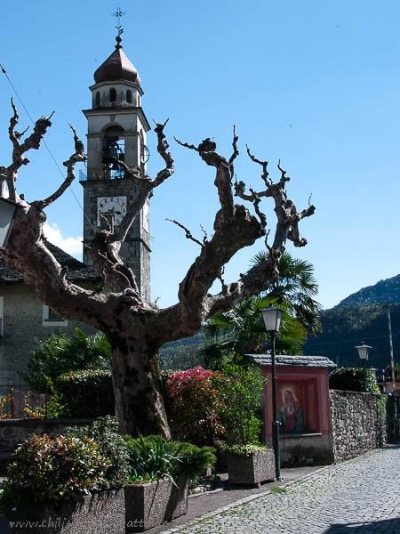 Kirche in Tegna