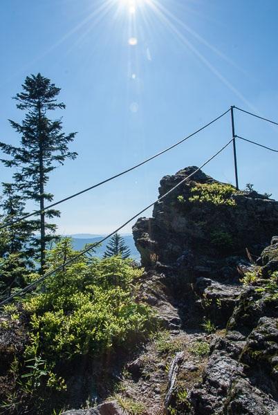 Aussichtsfelsen Spitzwaldkanzel