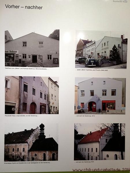 Ausstellung 60 Jahre Stadt Viechtach