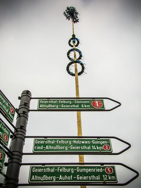 Maibaum Geiersthal