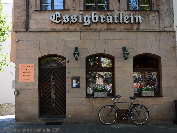 Essigbrätlein Nürnberg