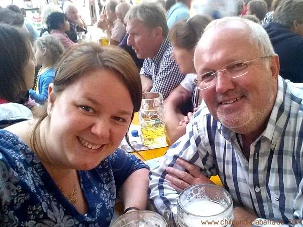 Helmut und Frani Gäubodenfest