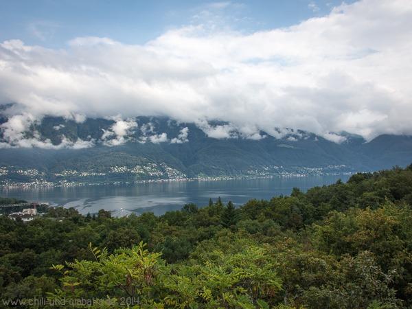 Aussichtspunkt Monte Verità