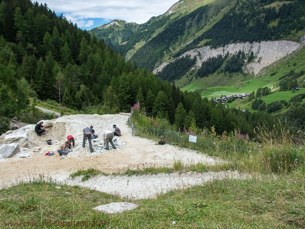 Strahlergrube Lengenbach