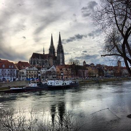 Dom in Regensburg