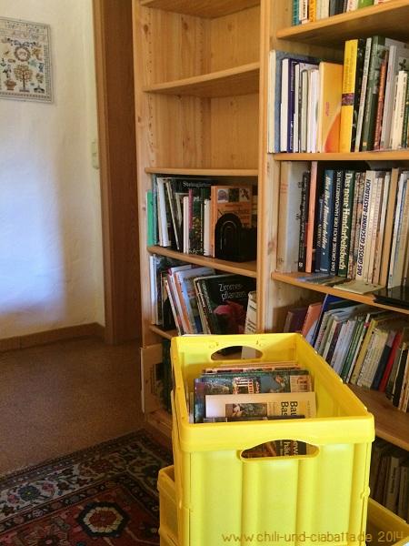 Bücher Gartenbauverein