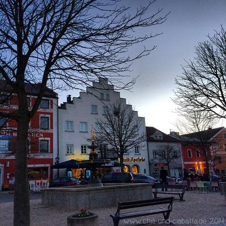 Stadtplatz Viechtach
