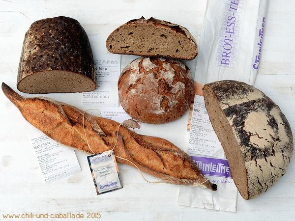 Brote Steinleitner Straubing