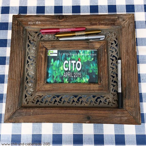 CITO-Event Grafenwiesen