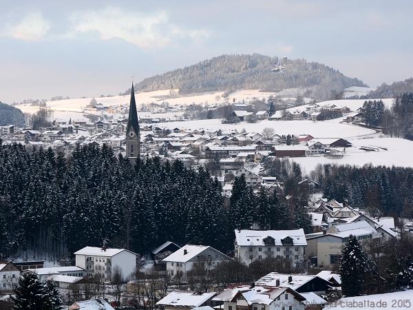 Blick Richtung Neunussberg