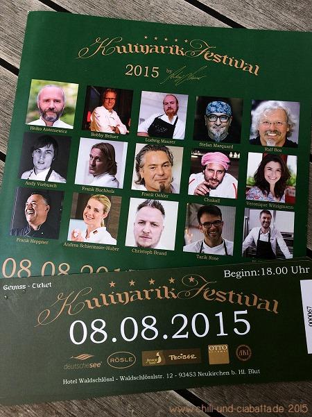 Kulinarik-Festival
