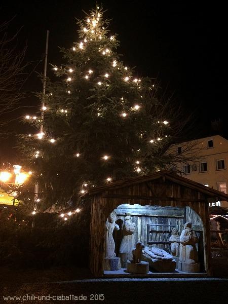 Weihnachtsbaum Viechtach