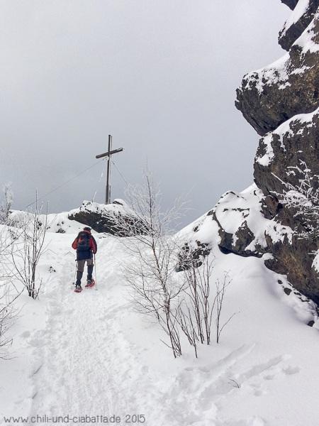Gipfelkreiz Silberberg